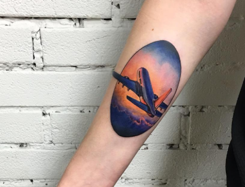 27 Beautiful Tattoos That Tell Their Own Travel Stories