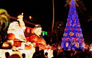 Christmas Time in Hawaii