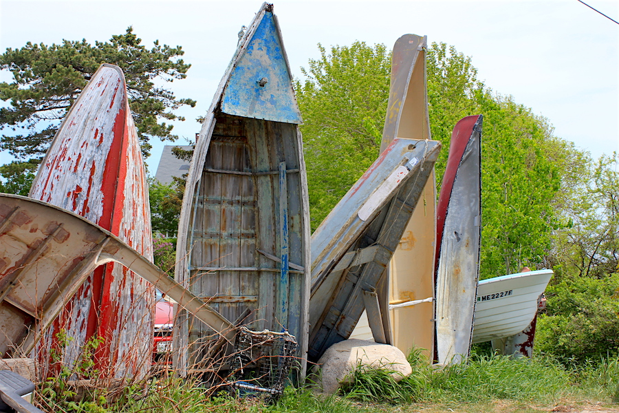 Boats in Maine Kennebunkport