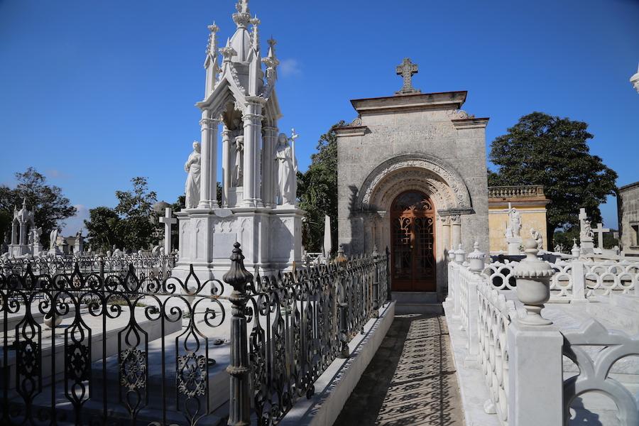 Colon cemetery in Havana Cuba