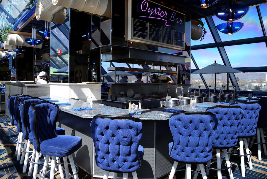 The Oyster Bar at the Atlantis Casino Resort Spa