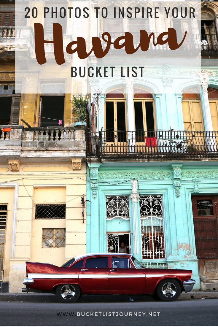 20 Stunning Photos to Inspire Your Havana Bucket List