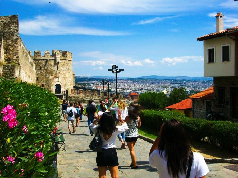 Thessaloniki UNESCO sites in Greece
