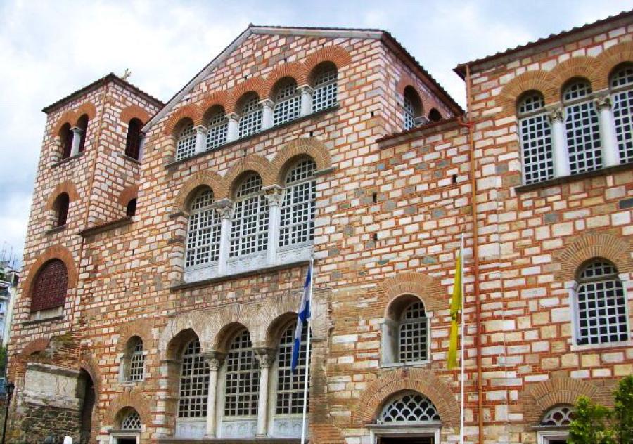 Thessaloniki Byzantine in Greece