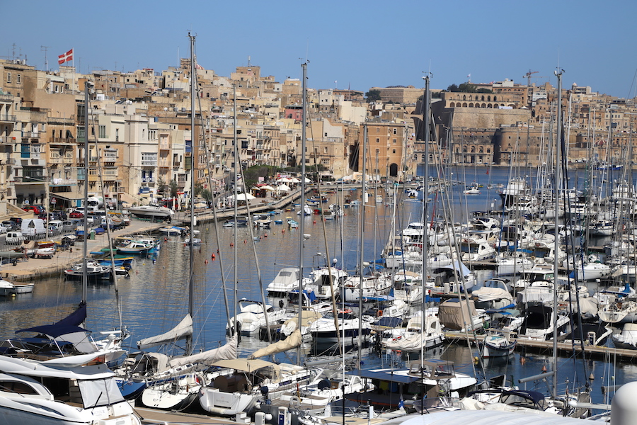 The Three Cities in Malta