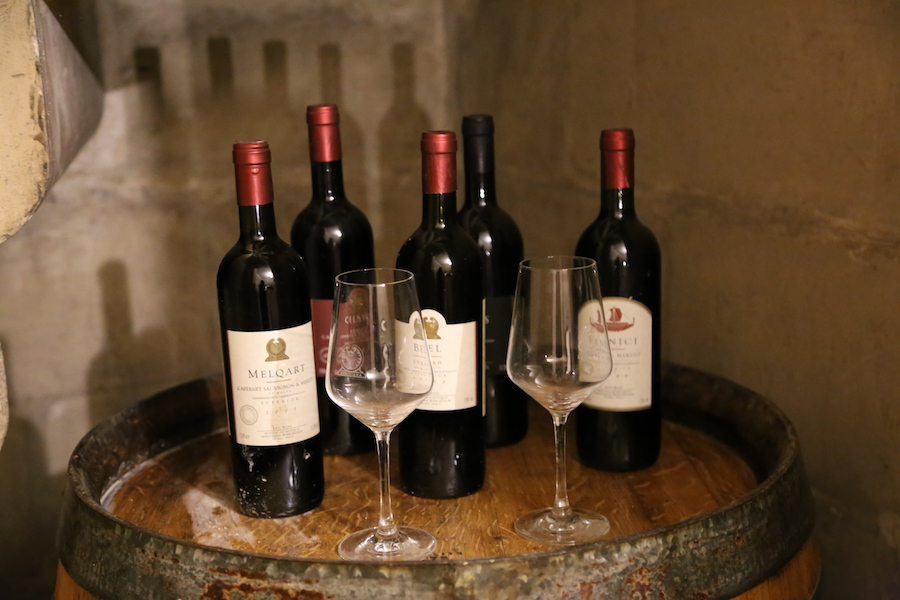 Meridiana Wine in Malta