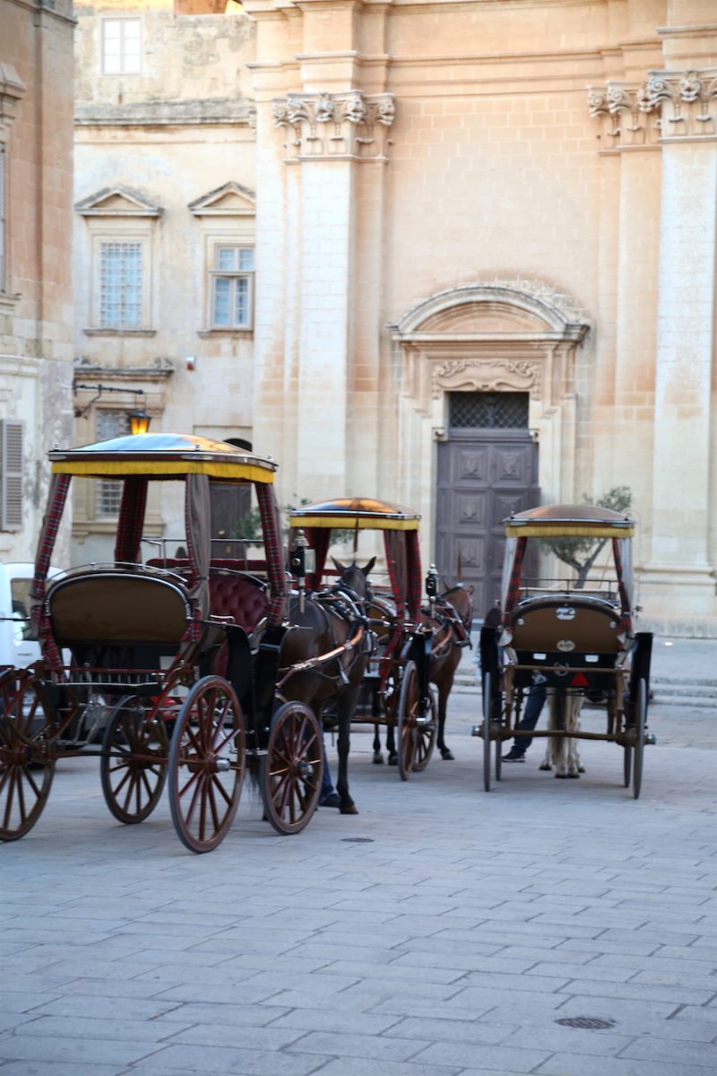 The Silent City of Mdina in Malta