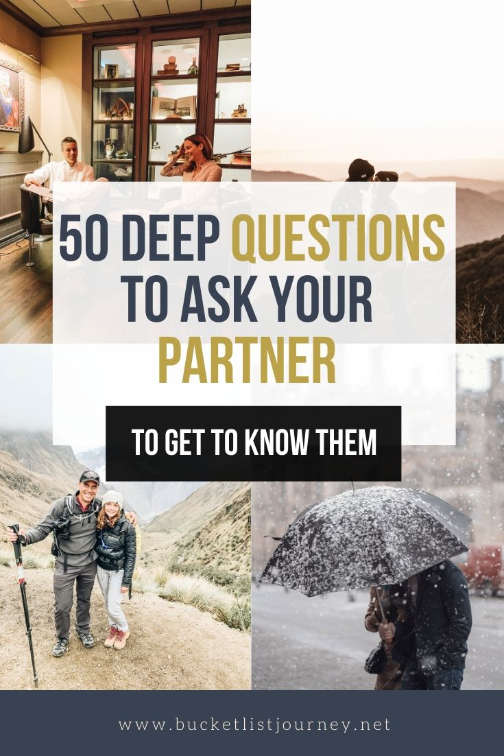 Questions to ask your bf for fun
