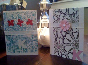 Making a handmade greeting card make a handmade greeting card m4hsunfo