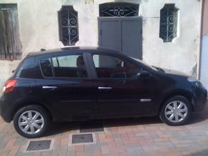 Italian Rental Car Clio