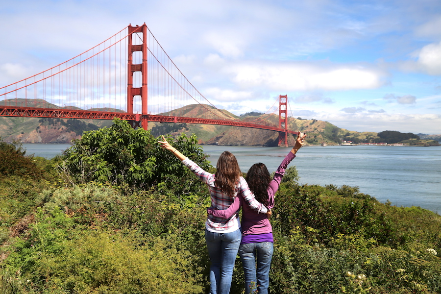 Tips to Walk and Bike Across San Francisco's Golden Gate Bridge