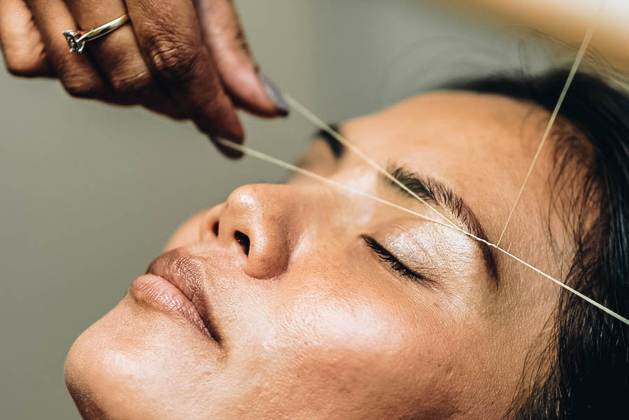 All You Need to Know: Hair Removal withEyebrow & Face Threading