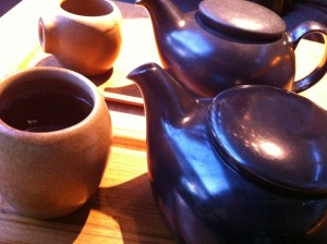 Tea Pots at Samavor