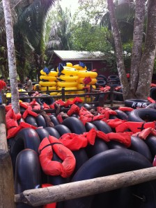 tubes for cave tubing