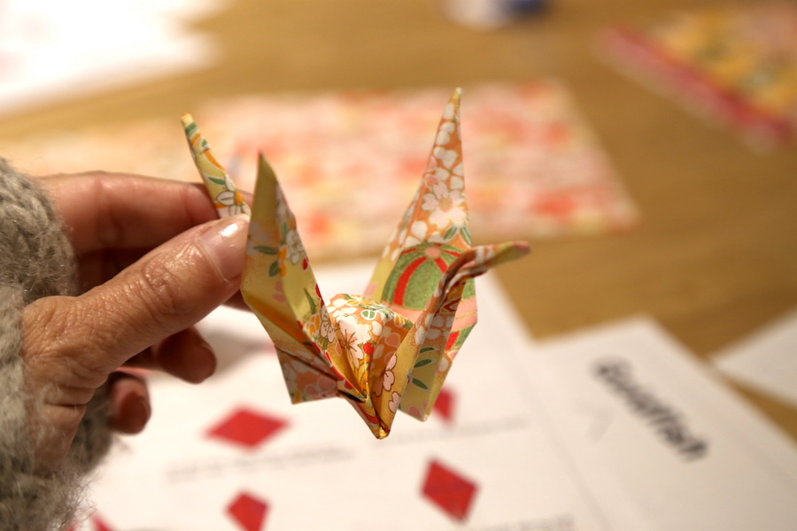 Simple and Cheap (or Completely Free!) Bucket List Ideas: Make an Origami Crane