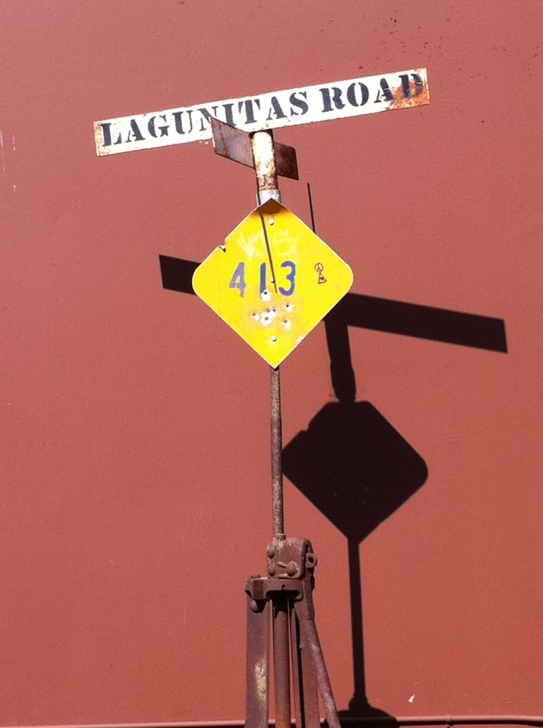 Lagunitas Taproom Sign