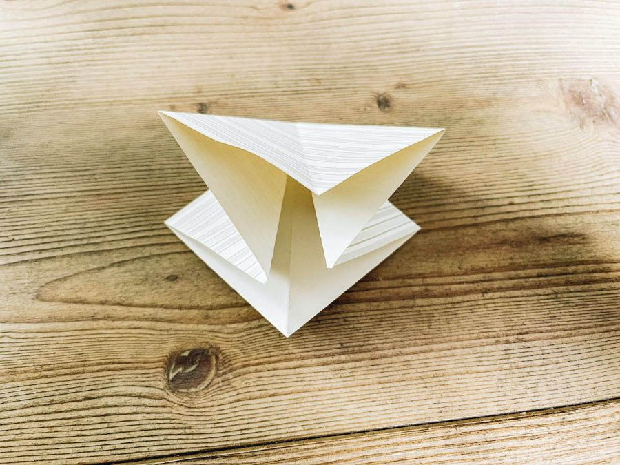 Step by Step Origami Crane
