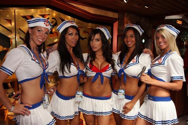 kandy kruise sailors