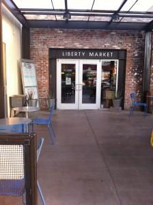 Liberty Market Exterior