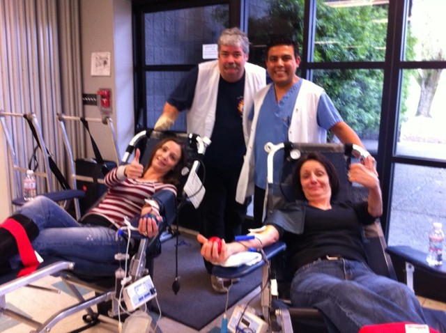 Simple and Cheap (or Completely Free!) Bucket List Ideas: Annette White Giving Blood