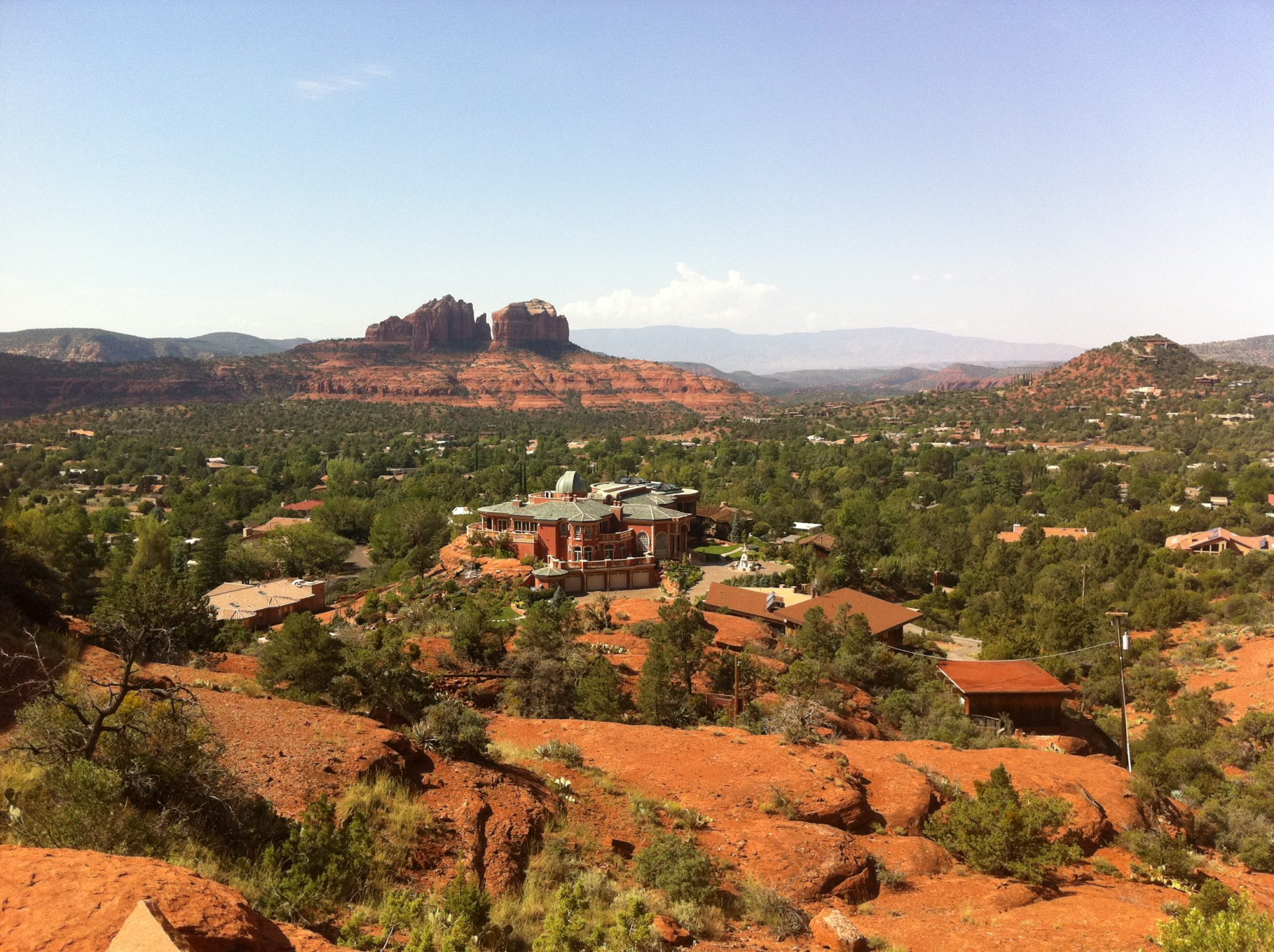 Closer to heaven at the sedona chapel of the holy cross for The sedona
