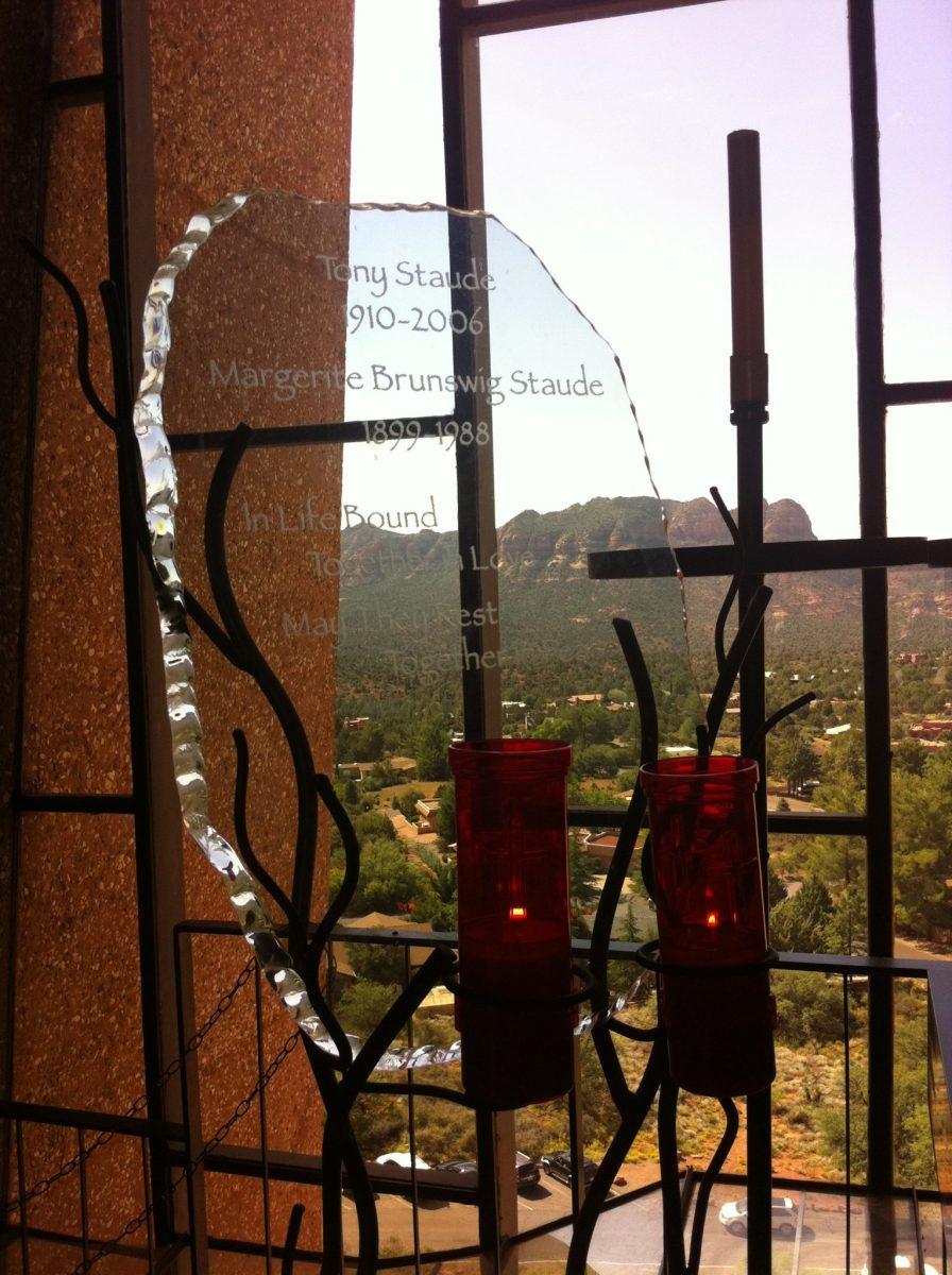 ... Sedona Chapel Of The Holy Cross View