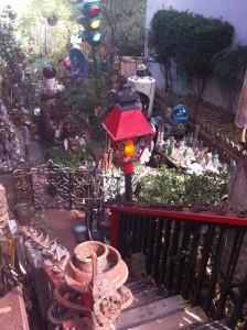 exterior of Houseof Joy in Jerome, Arizona
