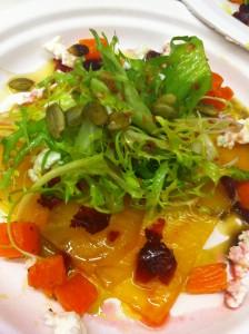 carpaccio beet salad