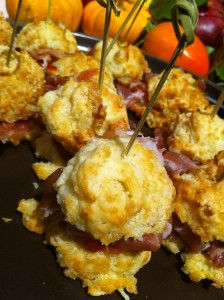 cheddar biscuits Napa Valley Flavor Event