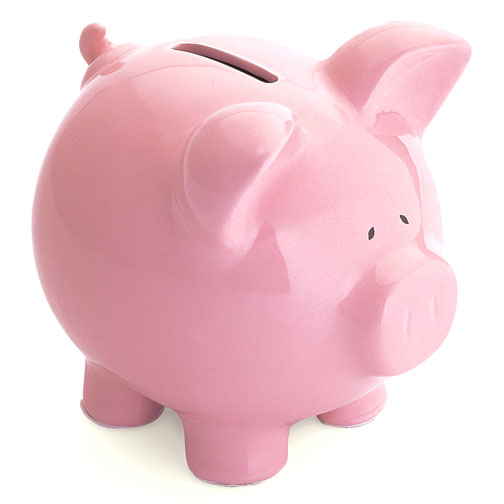 Food Piggy Bank