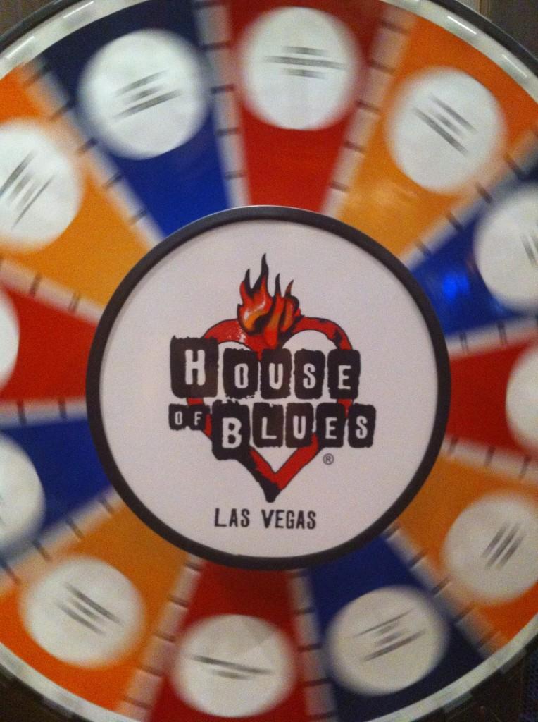 House of Blues Wheel