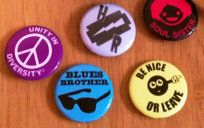 House of Blues pins