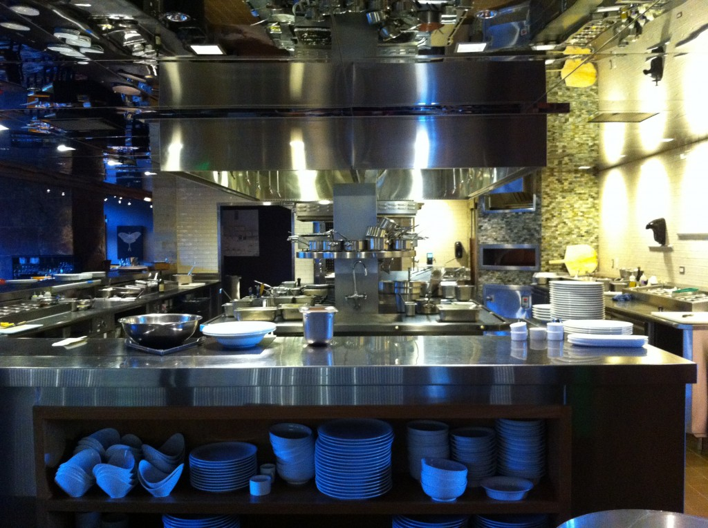 Manzanita Restaurant Kitchen in Lake Tahoe