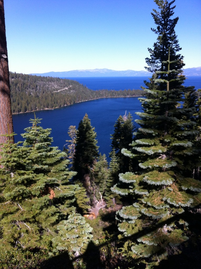 Emerald Bay Lake Tahoe