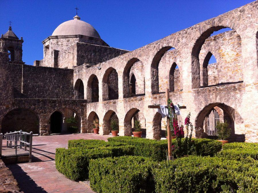 San Antonio Texas Missions Tour