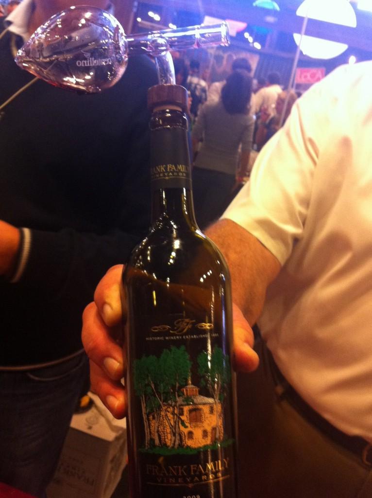 Frank Family Wine Aerator