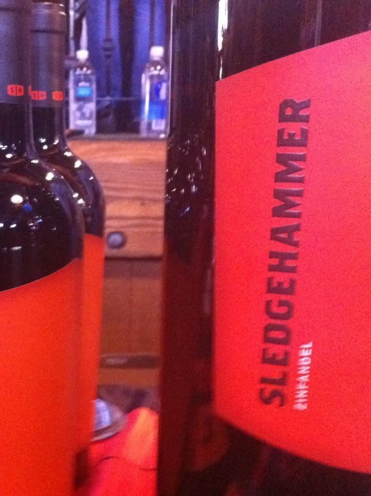 Sledge Hammer Wine