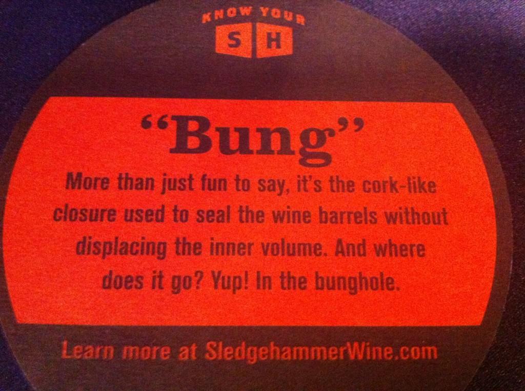 Bung Coaster