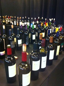 Zinfandel Zone at Wine Festival