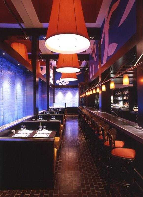 seablue bar in las vegas