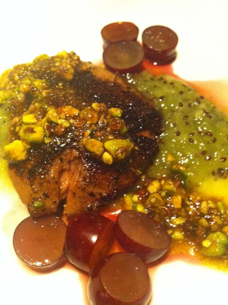 Foie Gras at Feast Restaurant in San Antonio