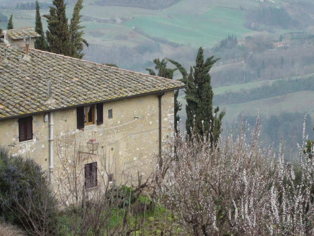 tuscany italy view