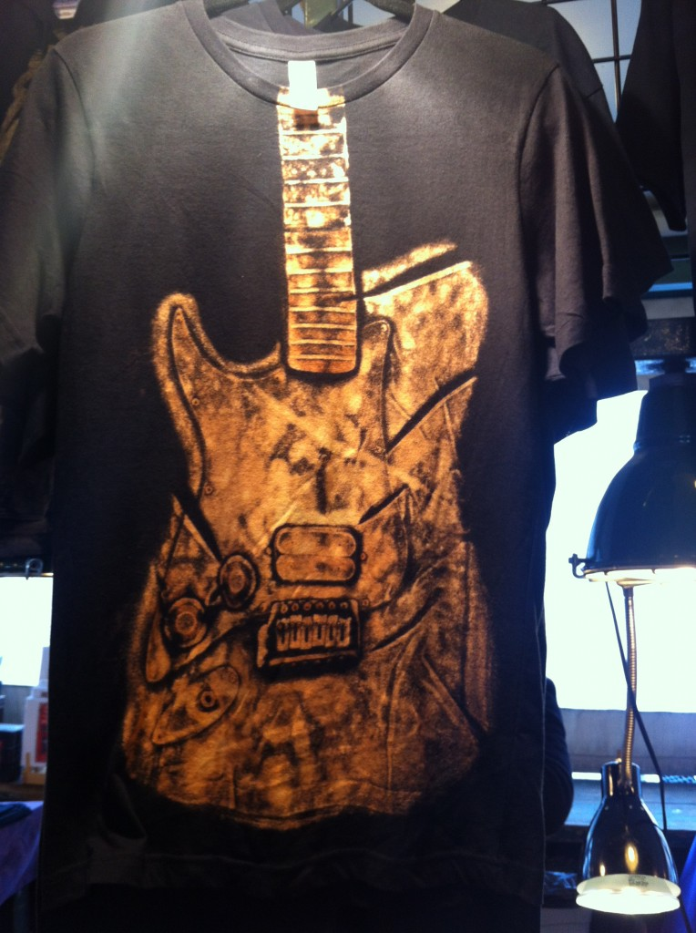 Rocker T-Shirts at Pike Place Fish Market