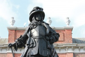 William III Statue at Kensington Palace