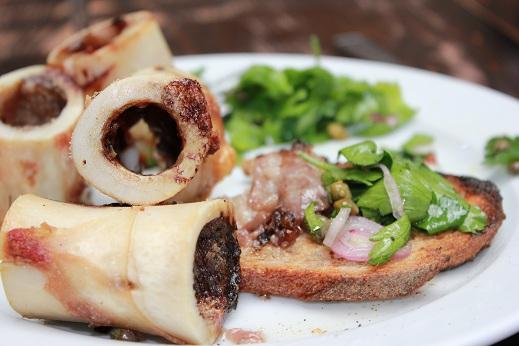 Things to do Before You Die: Eat Bone Marrow
