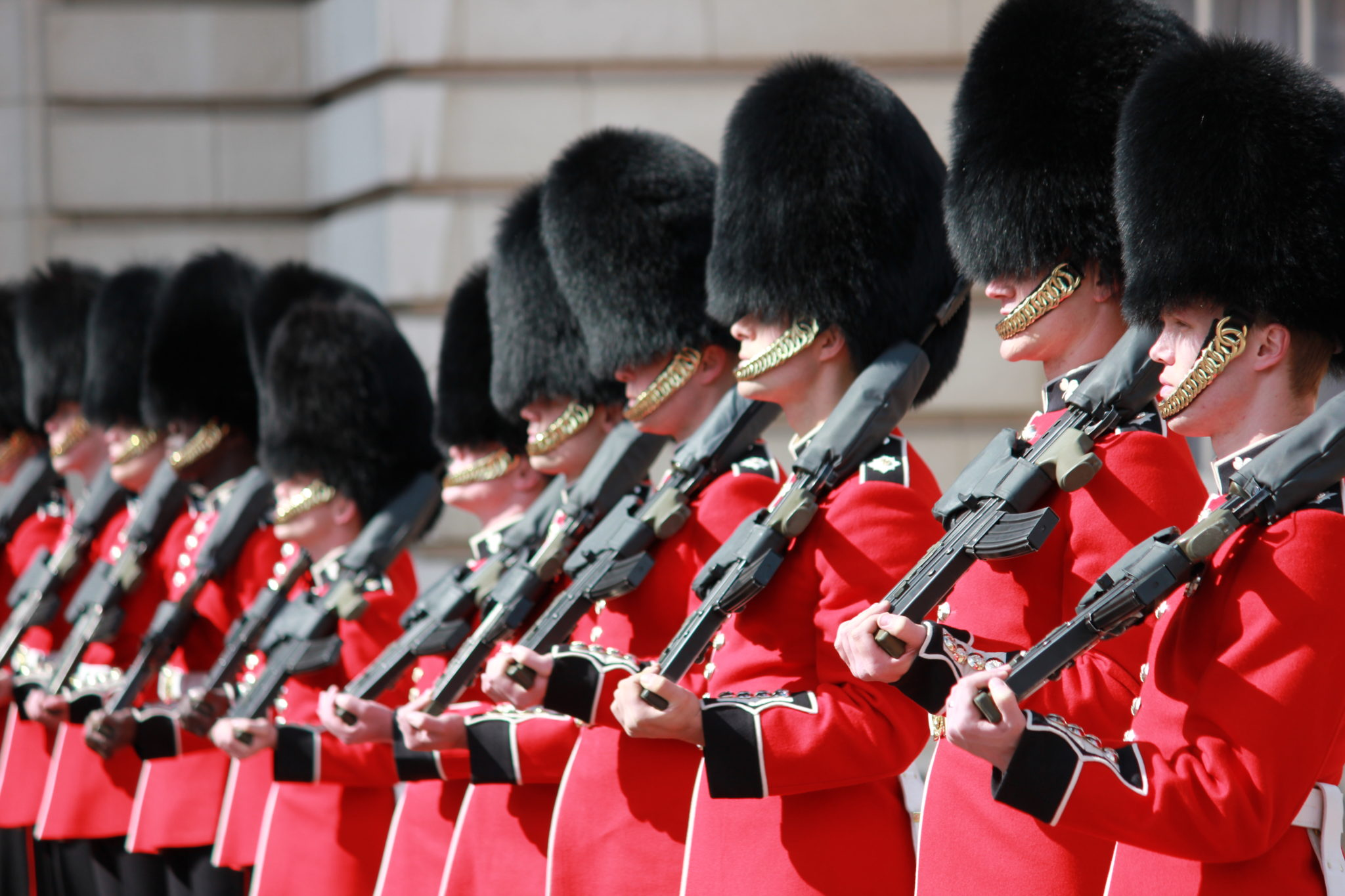 Changing Of The Guards London Schedule