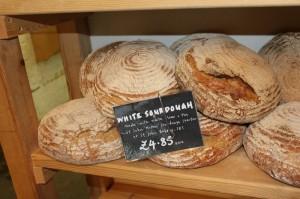 Bread at London's Borough Market