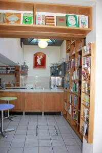 Books for Cooks in Notting Hill
