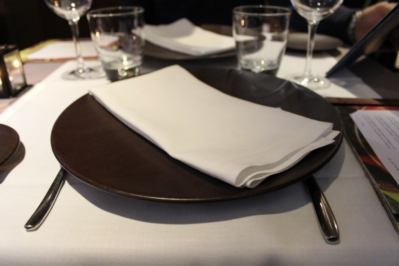 Table Setting at Brown 33