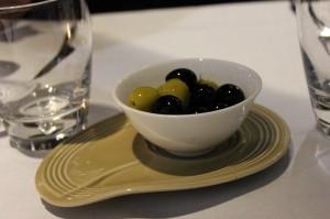 Olives at Brown33 Restaurant